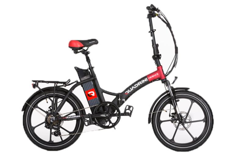 אופניים חשמליים Quadrini Minimax Q-3 מבית טי-ריידר
