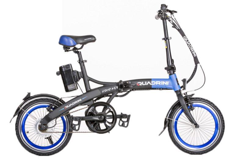אופניים חשמלים Quadrini Kompact Q-1 מבית טי-ריידר