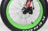 גלגל עבה של קנדה על אופני BIGFOOT 6