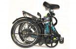 אופני קומפורט במצב מקופל 3