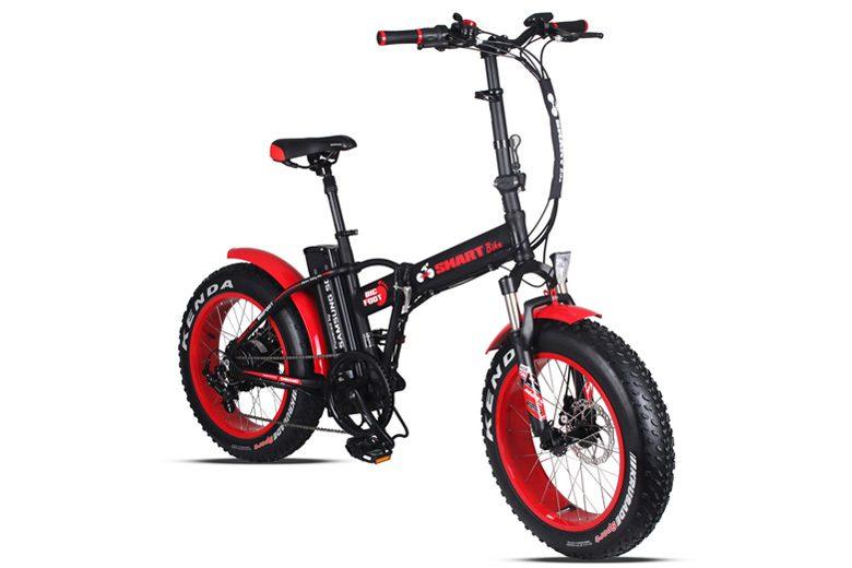 אופניים חשמליים Bigfoot גלגלים עבים