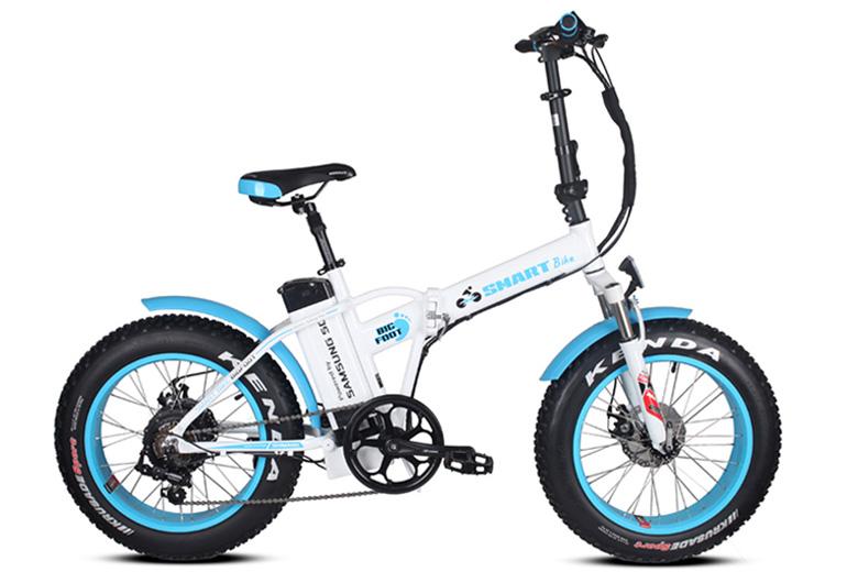 אופניים חשמליים Smart Bike Big Foot
