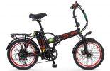 אופני טורו בצבע שחור אדום מבית גרין ביק 2