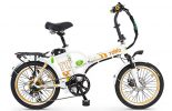 אופני טורו בצבע לבן זהב מבית גרין ביק 4