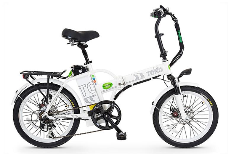 אופניים חשמליים טורו Toro מבית גרין בייק