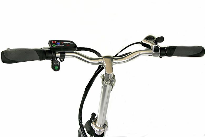 אופניים חשמליים סילבר 2016 Silver מבית פישר