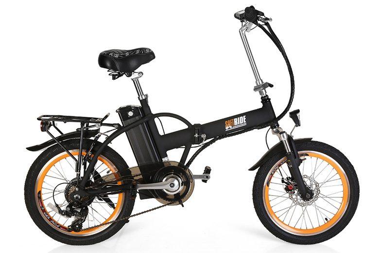 אופניים חשמליים SoftRide Faster