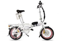 אופני dazzel-white מבית שיקו