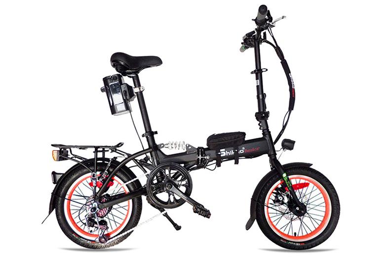 אופניים חשמליים Dazzle דאזל מבית שיקו