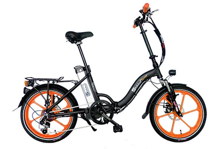 אופניים חשמליים Shikko Runner שיקו ראנר מבית שיקו