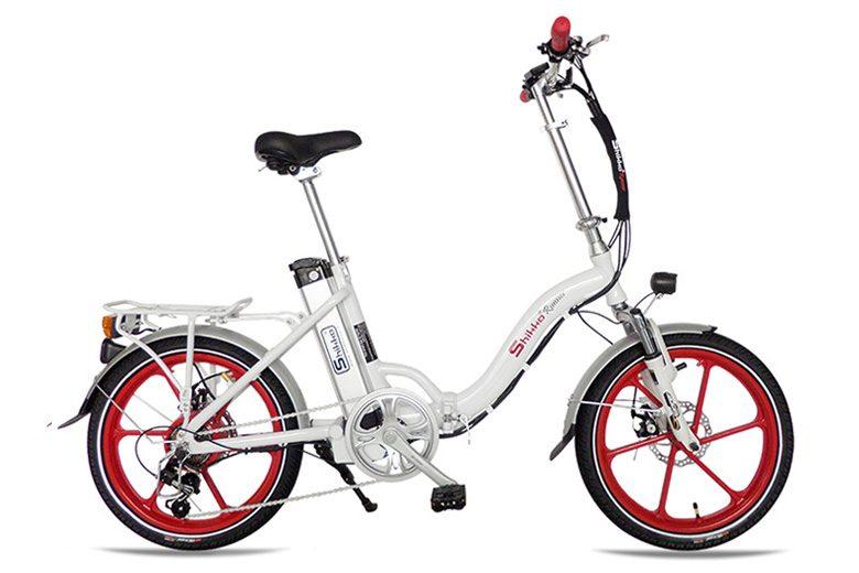 runner לבן אופניים חשמליים מבית שיקו