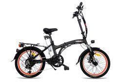 אדום שחור samurai-אופני