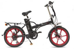 שיקו פרו , אופניים חשמליים מבית שיקו