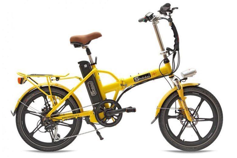 אופניים חשמליים Shiko pro magnesium שיקו פרו מגנזיום מבית שיקו