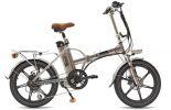 שיקו פרו , אופניים חשמליים מבית שיקו בצבע אפור 2