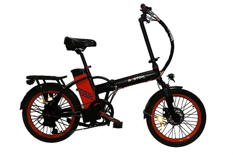 אופניים חשמליים Stark Boston מבית צארומי