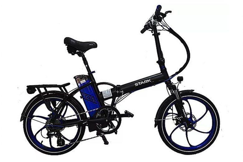 אופניים חשמליים Stark Luxury מבית צארומי