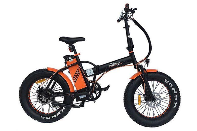 אופניים חשמליים Stark fatboy מבית צארומי