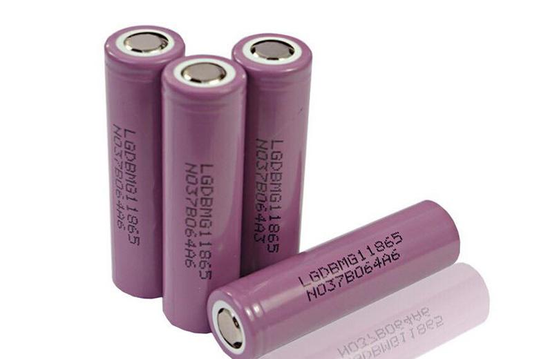 סוללות LGD לאופניים חשמליים