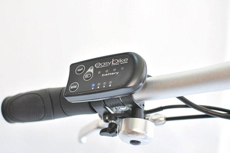 תצוגת אופני Z1 מבית איזיבייק