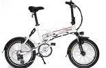 אופני Z1 איזיבייק בצבע כסוף 1