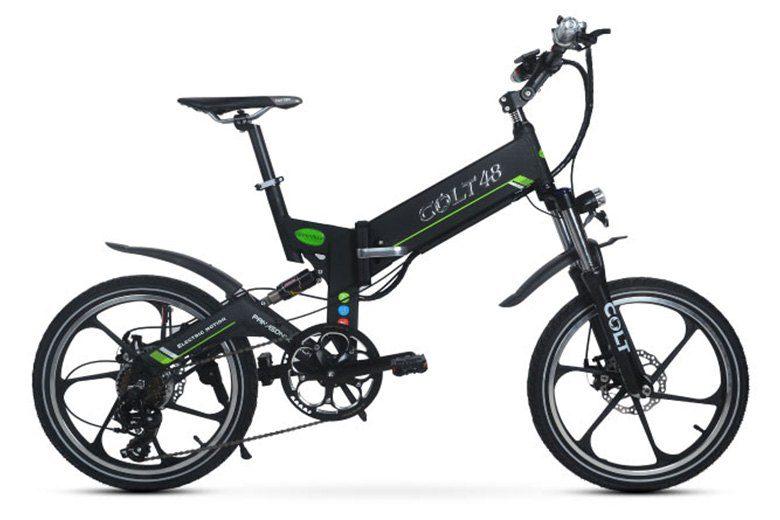 אופניים חשמליים Colt 48V מבית גרין בייק