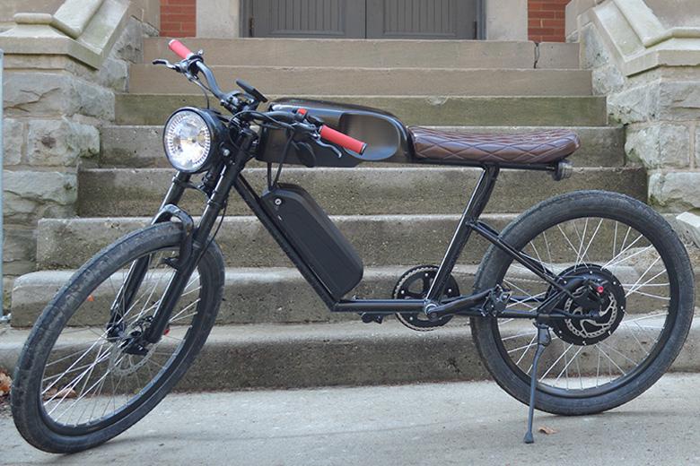 Tempus-CRT-1אופניים חשמליים