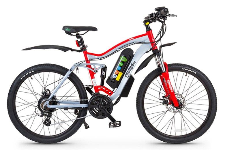אופניים חשמלים אנדורו Enduro 48V מבית גרין בייק