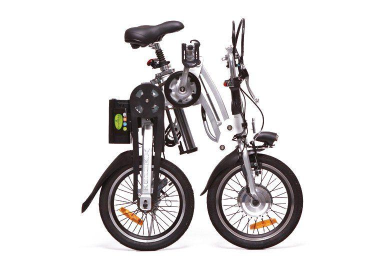 אופניים חשמליים הנדריקס 16 Hendrix מבית גרין בייק