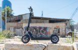 קורקינט חשמלי scootair-premium צופה אל הנוף 1