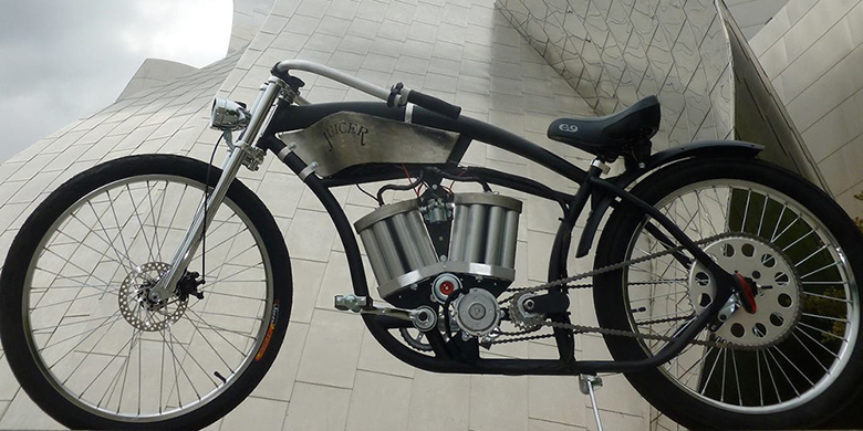 juicer 36V אופניים חשמליים