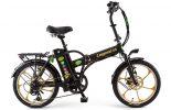 אופני לגנד שחור זהב 1