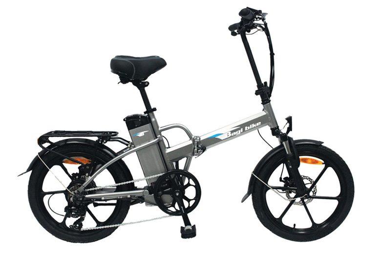 אופניים חשמליים B15 Premium מבית Bagibike