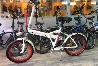 אופניים חשמליים מדגם CYCOO SPIRIT