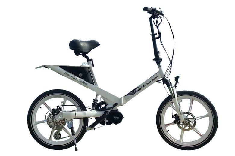 אופניים חשמליים Bagibike Sport