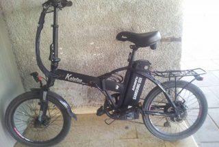 מוכר אופניים חשמליים קל אופן