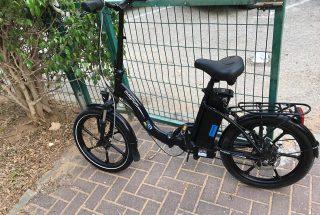 מוכר אופניים חשמליים מגנום