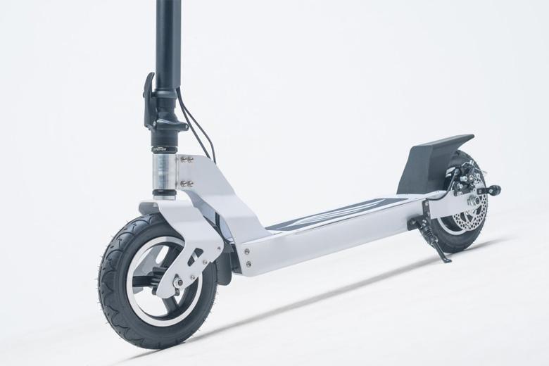 electric-scooter-scootair גלגלים 10 אינצ
