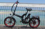 אופני שיקו טייגר בנמל 8