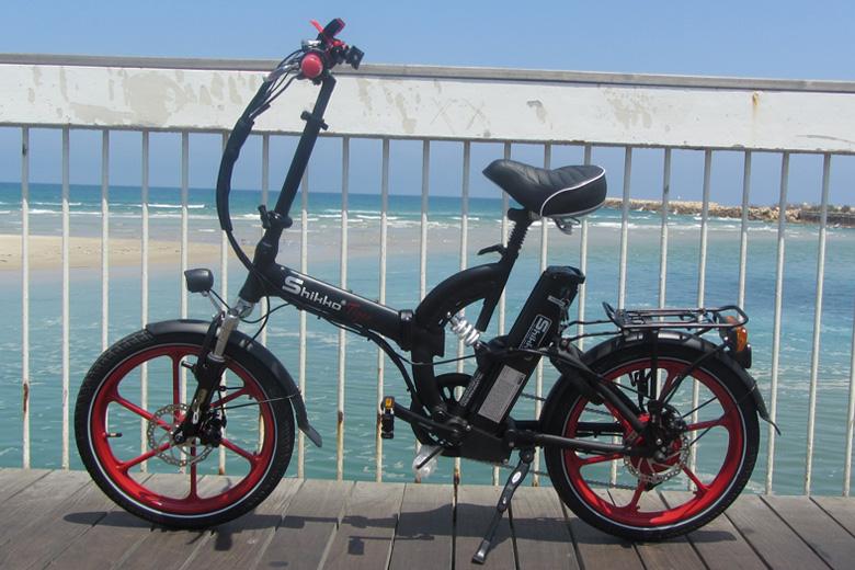 אופני שיקו טייגר בנמל