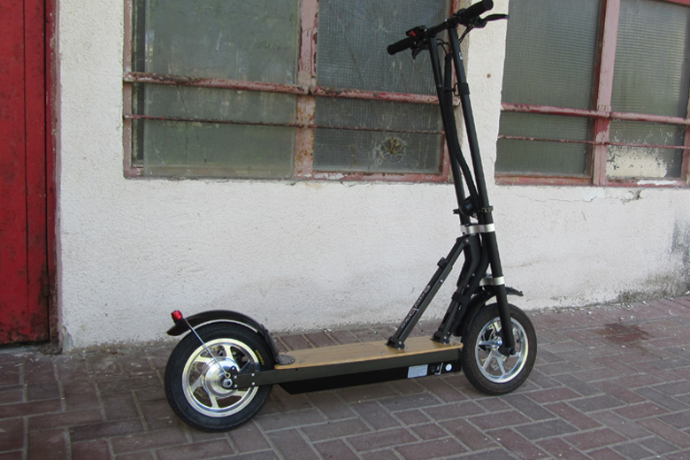 g3-קורקינט חשמלי של easybike