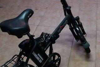 אופני Zozoki שמורות היטב