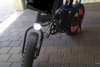 אופני free חשמליים משופרים