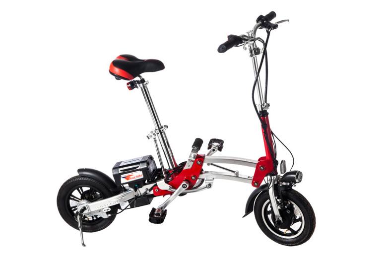 """אופניים חשמליים """"12 Magic מבית Bagibike"""