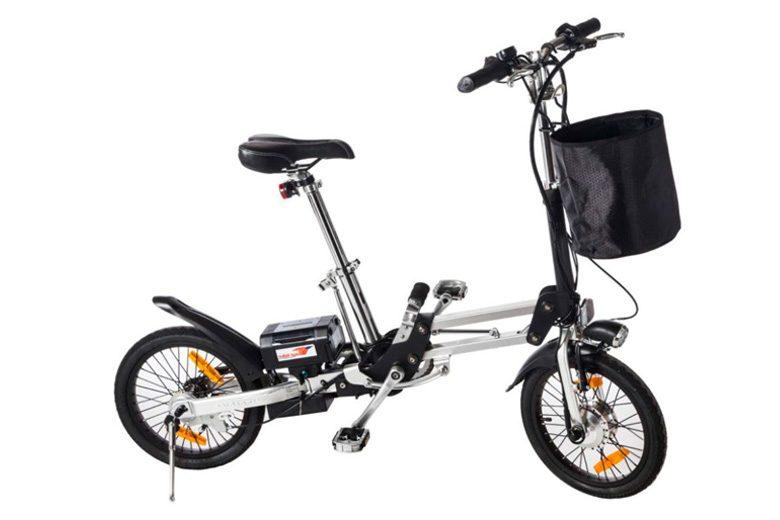 """אופניים חשמליים """"Magic 16 מבית Bagibike"""