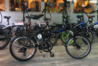 אופניים חשמליים מדגם MAGNUM