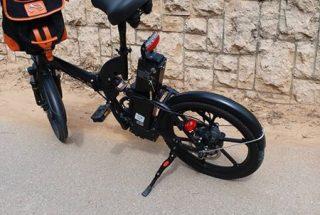 אופניים חשמליים למכירה