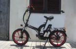 אופניים חשמליים שיקו טייגר על דק 6