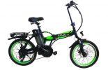 stark 2250 אופניים חשמליים שחורים מבית צרומי 1