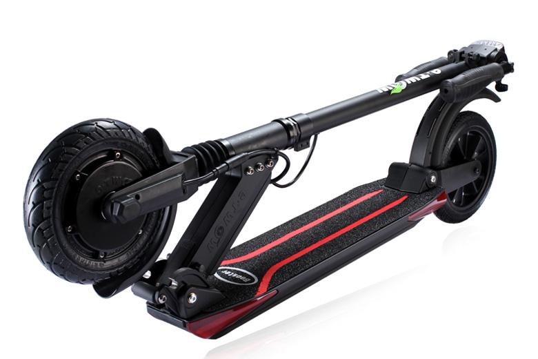קורקינט חשמלי etWow-Booster-Plus בצבע שחור